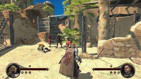 'The First Templar' anunciado para PC y Xbox 360. Primera galería de imágenes