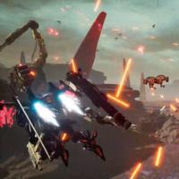 DAEMON X MACHINA, un festival de Mechas voladores que llegará a Switch en 2019 [E3 2018]