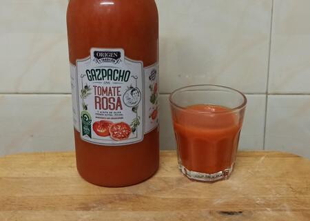 El Gazpacho Origen Y Tradicion De Tomate Rosa Es Algo Mas Liquido Y Menos Emulsionado Que El Resto De Gazpachos De Lidl