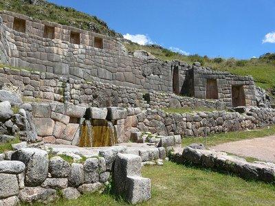 El Valle Sagrado de los Incas: Tambomachay