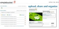 Simplebucket, una opción sencilla para alojar y compartir imágenes en la web