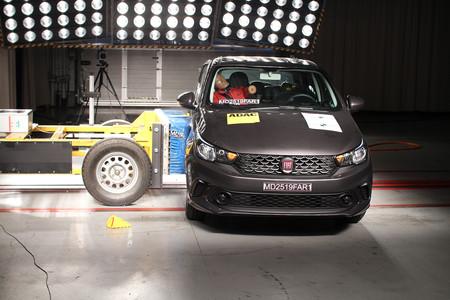 Fiat Argo Latin Ncap