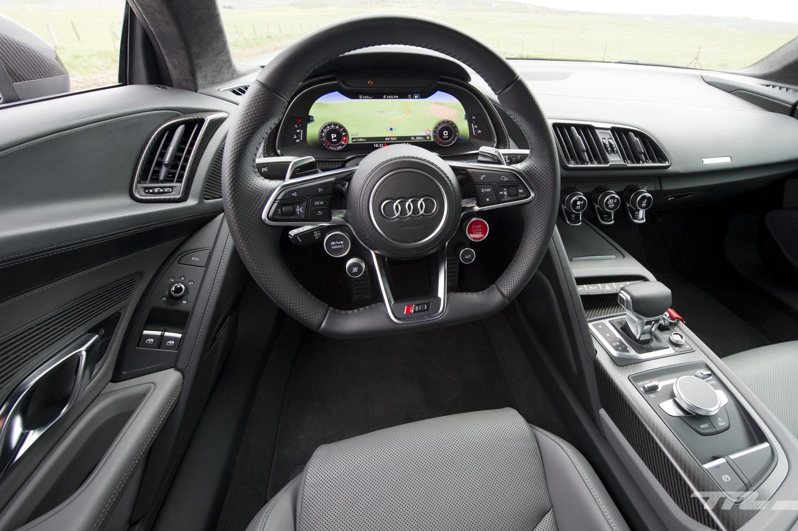 Foto de Audi R8 V10 Plus (prueba) (24/39)
