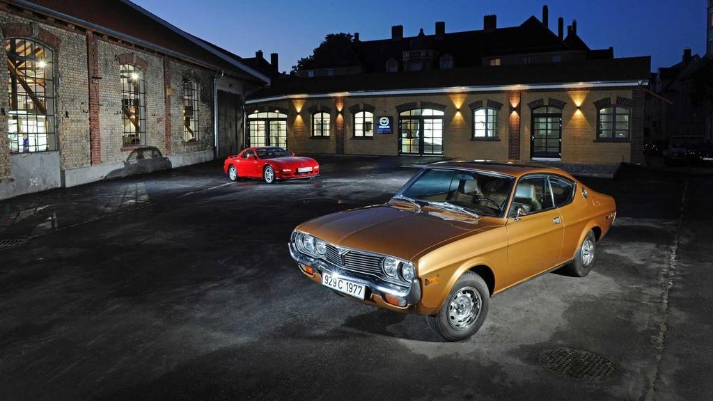 Mazda Classic Car Museum 6