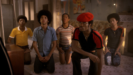 'The Get Down', la 'Moulin Rouge' del hip-hop de los 70