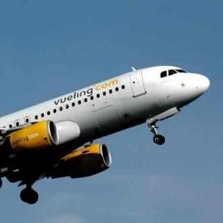 Vueling alcanza el 8% del puente aereo