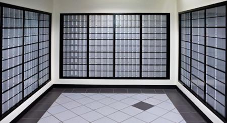 USPS Letter Boxes