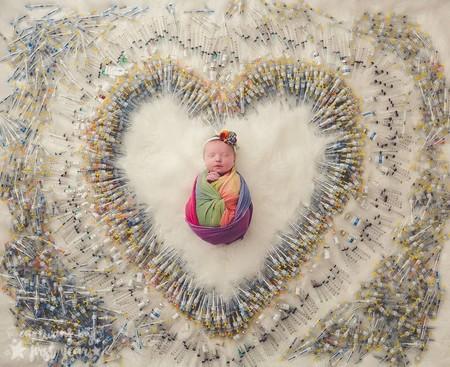 Tras cuatro años, siete intentos, tres abortos y 1.616 inyecciones, la vida se abrió paso
