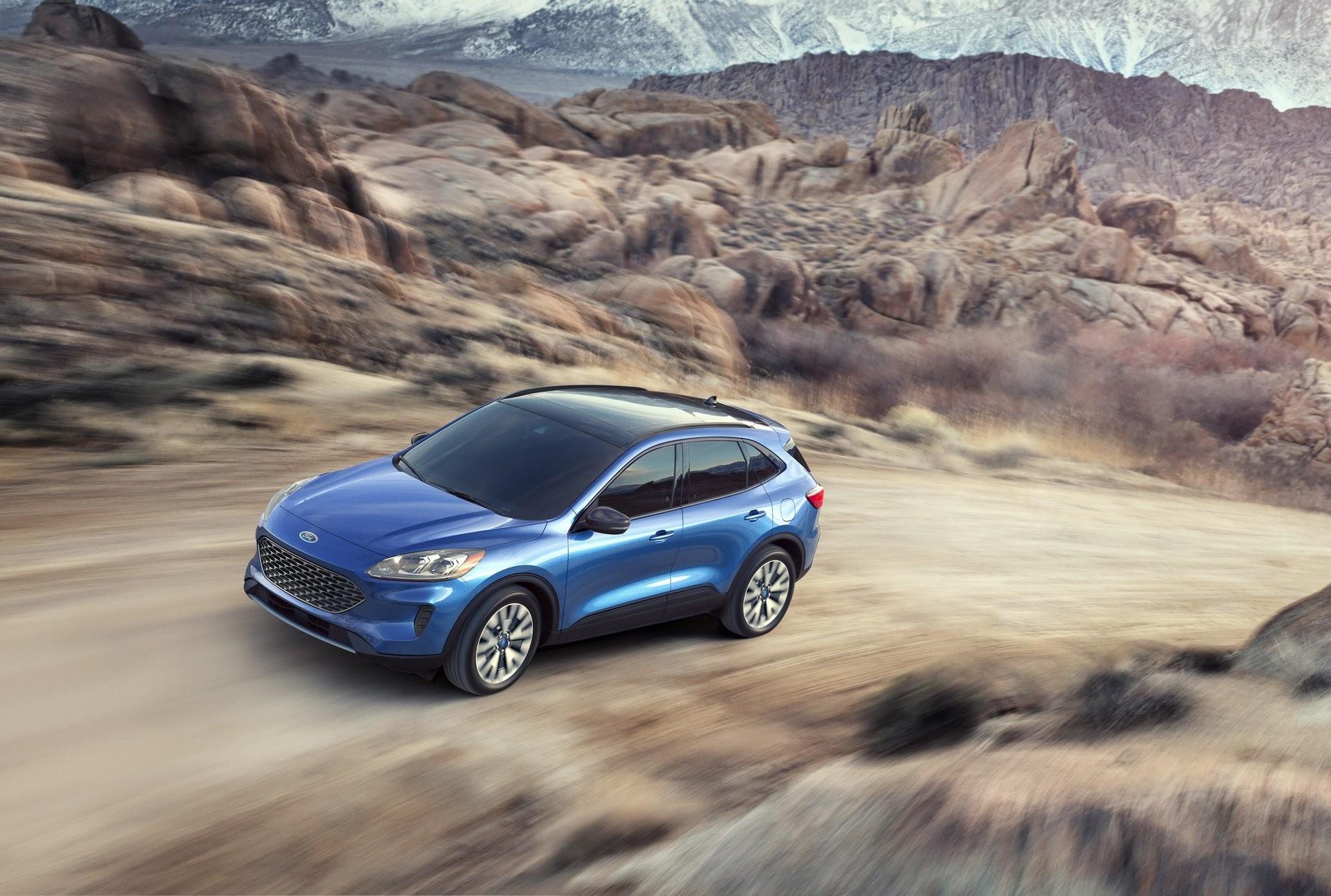 Foto de Ford Escape 2020 (1/19)