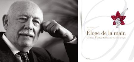 """""""Eloge de la main"""", el libro de Franco Cologni sobre los artesanos de Van Cleef & Arpels"""