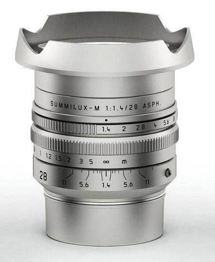 Leica ha presentado un objetivo espectacular: el nuevo Summilux-M 28 mm f/1.4 ASPH