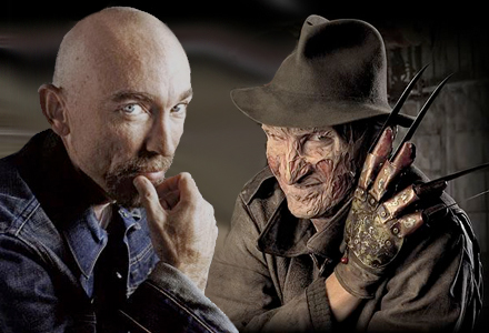 Jackie Earle Haley será Freddy Krueger