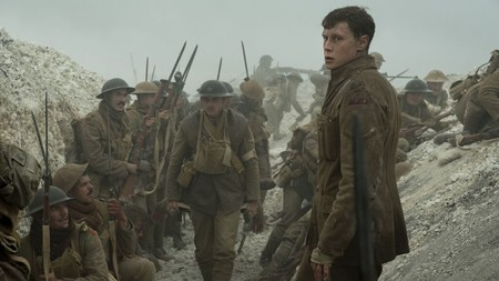 '1917' triunfa en taquilla y destrona a 'Star Wars: El ascenso de Skywalker'