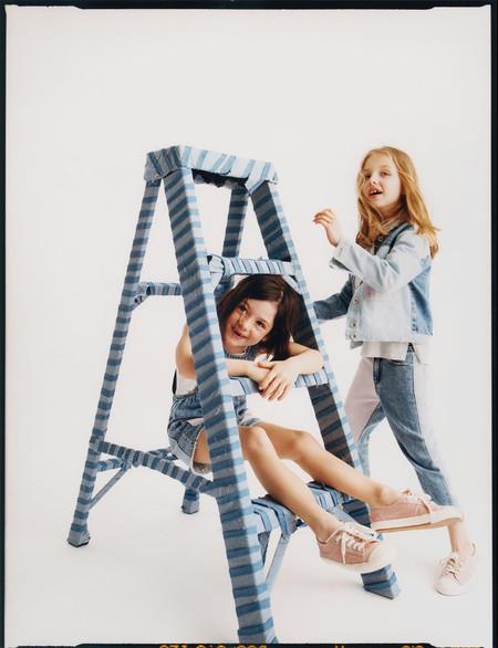 La colección de niña de Zara mola tanto (o incluso más) que la de mayor