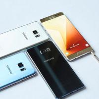 La causa por la que explotan los Samsung Galaxy Note 7 es todavía un misterio que ya está afectando al Galaxy S8