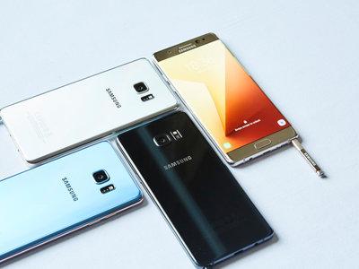 La causa por la que explotan los Samsung Galaxy Note 7 es todavía un misterio, ¿Note 8 a la vista?