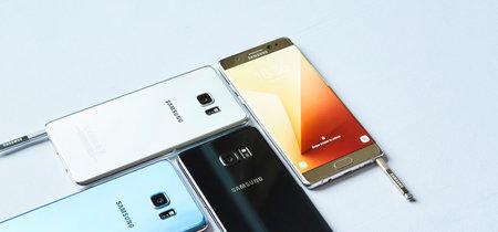 La causa por la que explotan los Samsung Galaxy Note 7 es todavía un misterio que ya está afectando al S8: ya se habla de un Note 8
