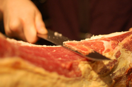 Jamon Serrano Flickr
