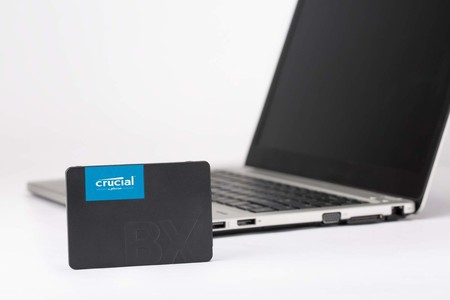 Unidad SSD de 480GB Crucial BX500 a su precio más bajo en Amazon: 64,99 euros
