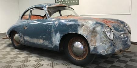Porsche 356 Oxidado A La Venta