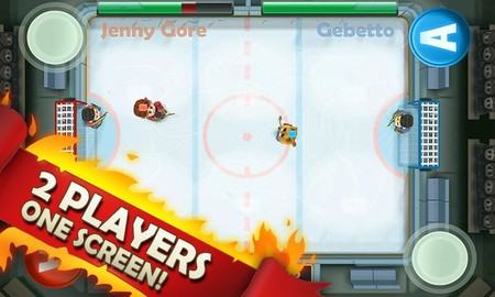 Ofertas en Google Play: Twilight Pro y Ice Rage: Hockey rebajados a 0,10 euros
