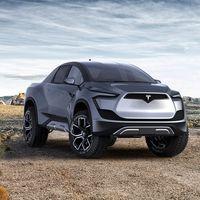 Elon Musk afirma que su pickup costará mucho menos que la Rivian RT1