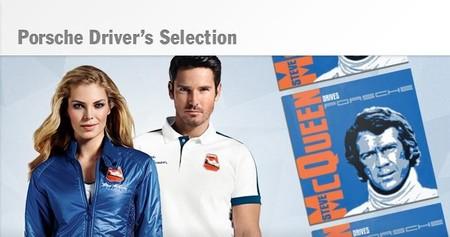 Nueva línea de ropa Steve McQueen Collection de Porsche Driver's Selection