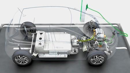 Renault Zoe Bateria