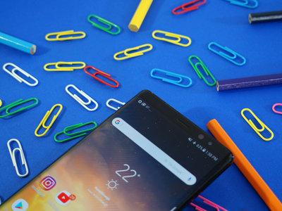Samsung también quiere entrar de lleno al terreno del reconocimiento facial 3D, y lo haría con el Galaxy S9