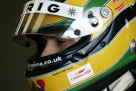 Bruno Senna también apunta a BMW Sauber en 2009