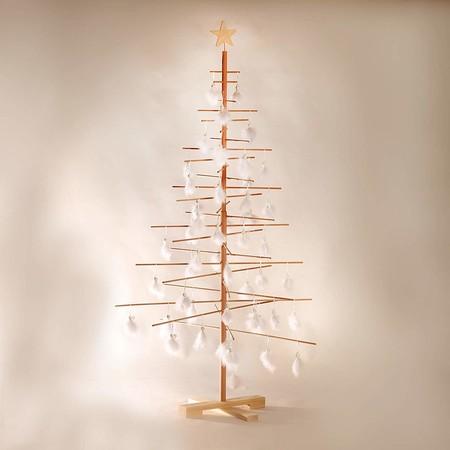 Árbol de Navidad moderno