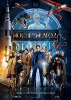 'Noche en el museo 2', cartel y tráileres en español