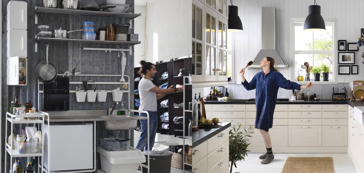 Cat logo ikea 2017 novedades para la cocina - Ikea disenador de cocinas ...