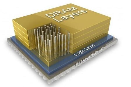 Intel tendrá memoria 3D NAND para el 2015, promete SSDs de hasta 10TB