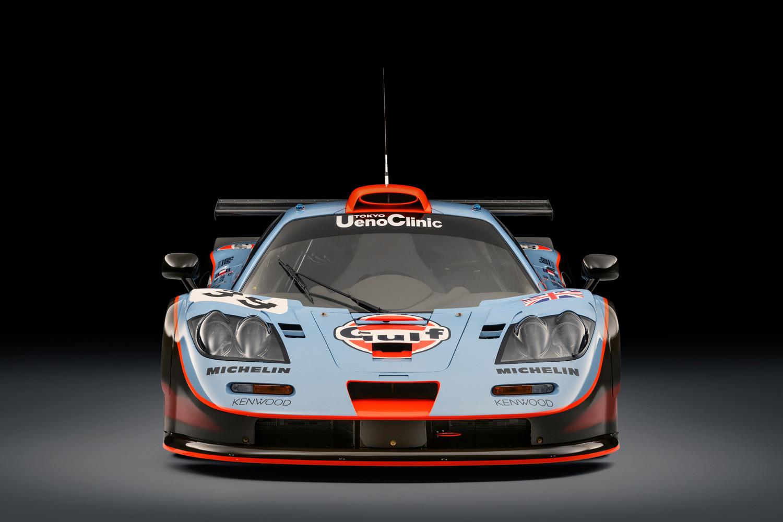 """Foto de McLaren F1 GTR """"25R"""" (7/12)"""