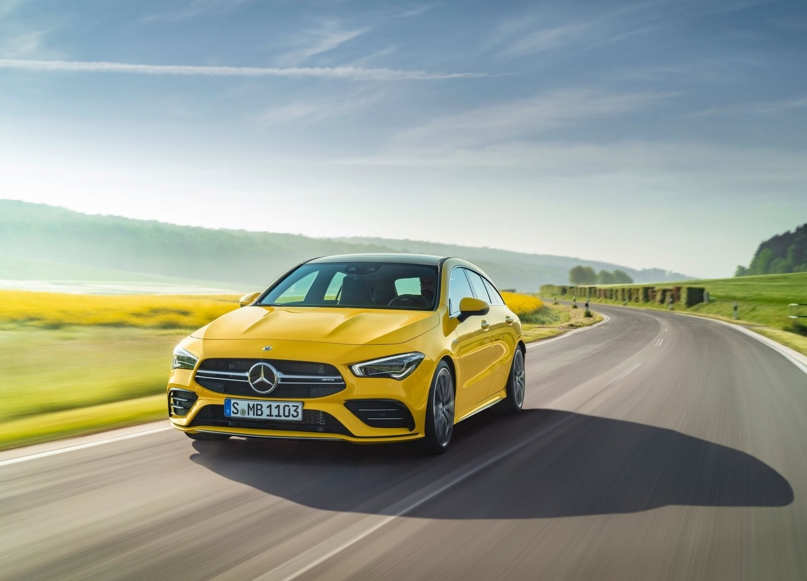 Foto de Mercedes-AMG CLA 35 Shooting Brake (5/15)