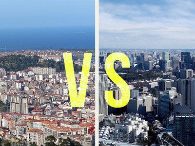 Esta web te dirá la diferencia de precio entre vivir en una ciudad u otra