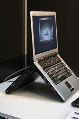 Dreamcom 10, portátil ergonómico