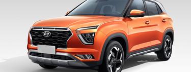 El Hyundai Creta 2021 se transforma en un SUV más tecnológico y extrovertido