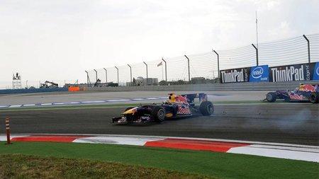 Mark Webber quiere arreglar las cosas con Sebastian Vettel