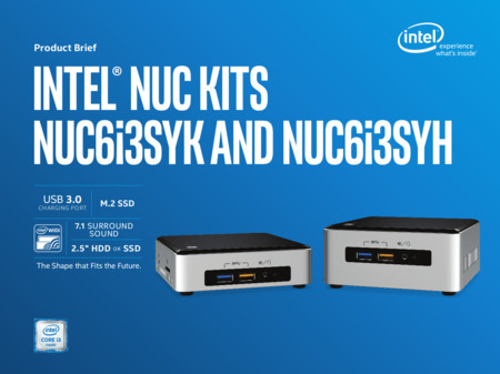 Intel Nuc Corei3 Skylake