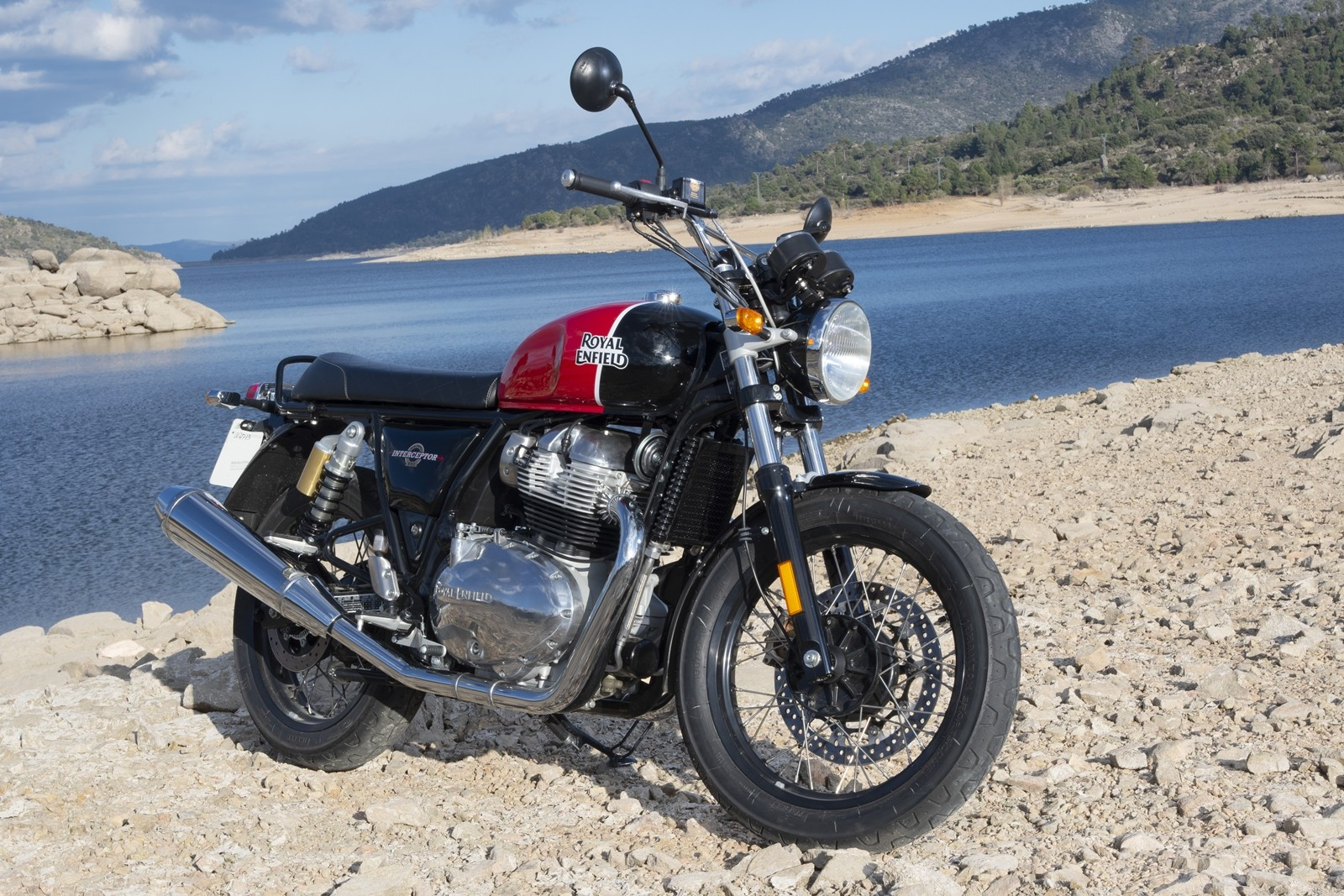 Foto de Royal Enfield Interceptor INT 650 2019, prueba (1/51)
