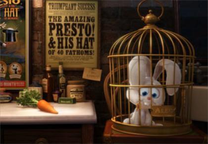 'Presto' es un homenaje a Tom y Jerry