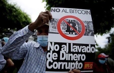 Bitcoin Protestas