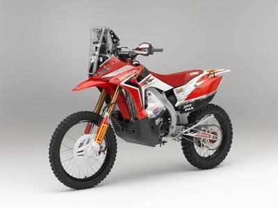 Novedades Salón de Colonia 2012: Honda CRF450 Rally, el retorno de la marca japonesa al Rally Dakar