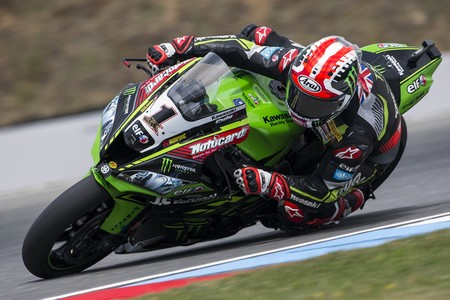 Jonathan Rea Sbk Republica Checa 2018 1