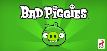 """Rovio anuncia su nuevo juego """"Bad Piggies"""""""