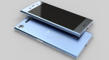 Xperia XZ1 y XZ1 Compact, estos serían los próximos smartphones nipones con diseño continuista, sin novedades