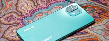 Xiaomi Mi once Lite 5G, análisis: el verdadero alivio ante tanto teléfono pesado y grandote