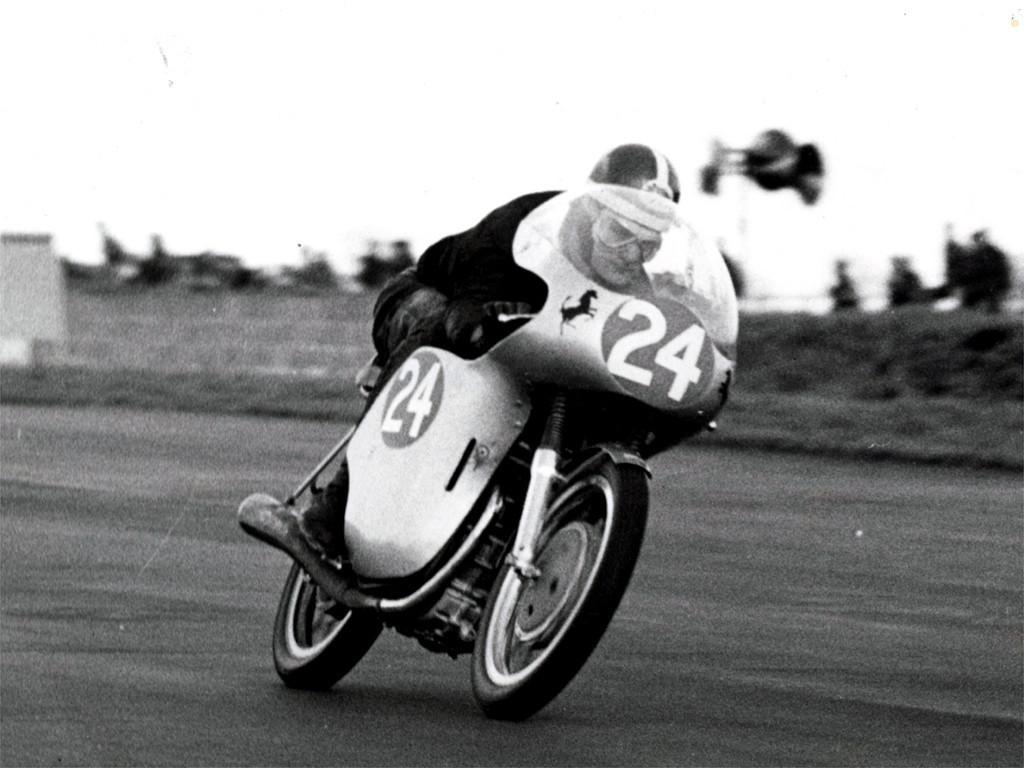 Foto de Motos Ducati en la competición (1950-1970) (1/9)